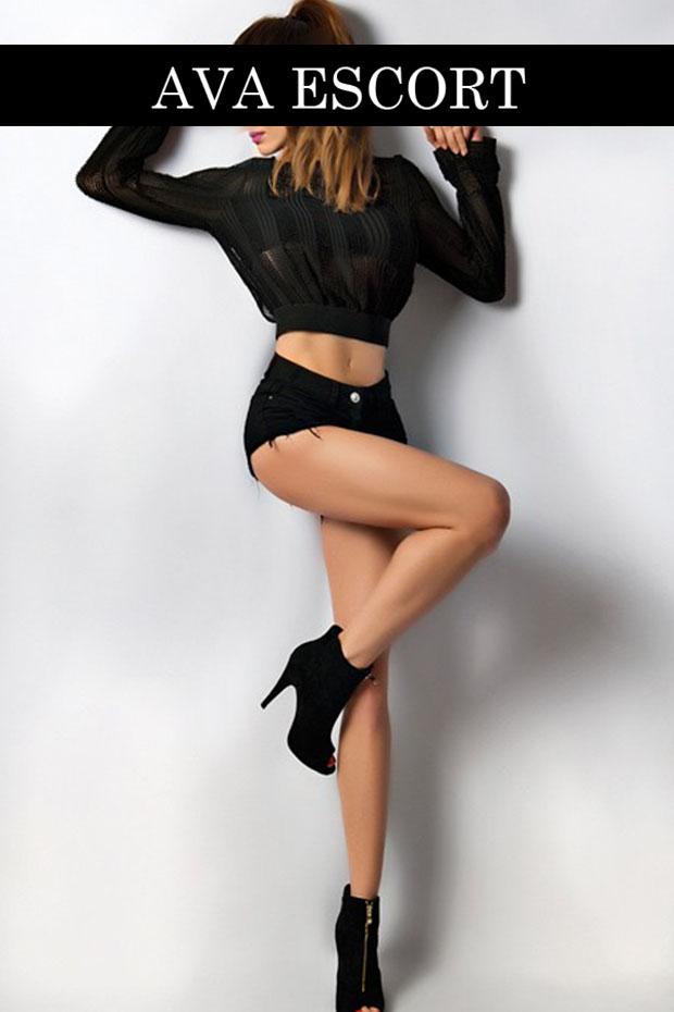 Escort Nürnberg Hannah sexy Bluse