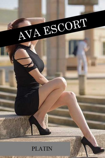 Nora Escortgirl sexy Treppe